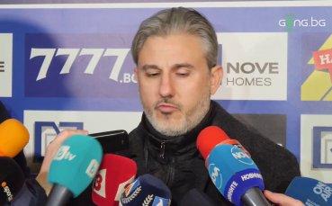 Павел Колев: Такива мачове се печелят с мъжество