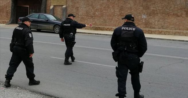 Акция по противодействие на битовата престъпност е осъществена на територията