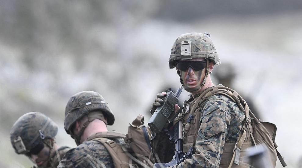 Американската армия ще поднови воениите си учения в...