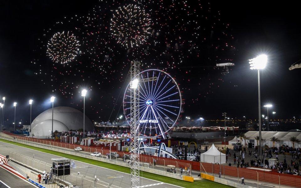 Състезание от Формула 1 ще се проведе без публика