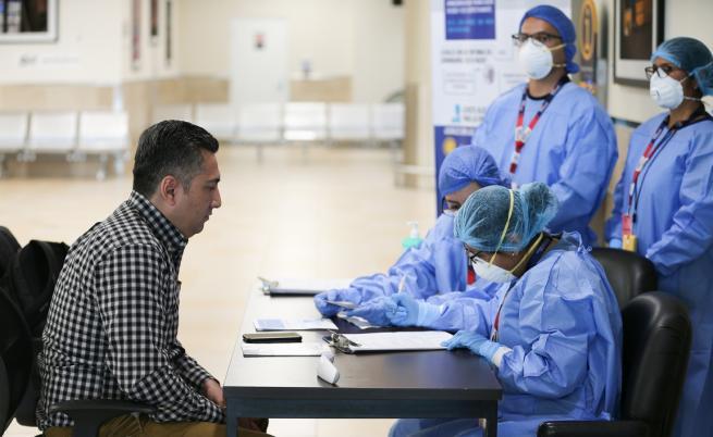 СЗО: 93% от случаите на коронавирус са в четири страни