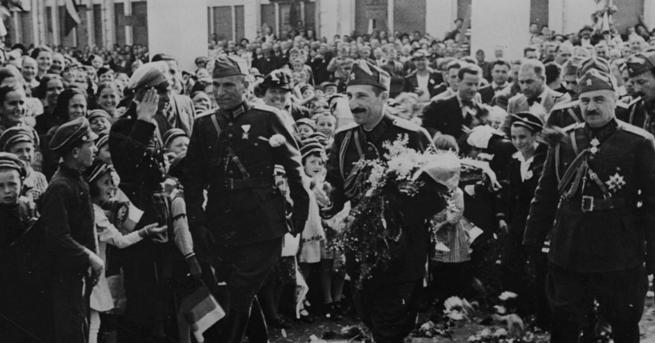 Вдъхновени истории Спасените: историята и българските евреи На 10 март
