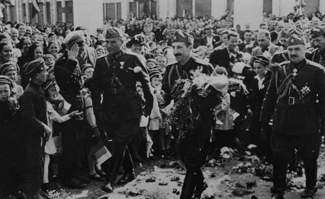 Спасените: историята и българските евреи