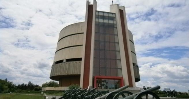 В Плевен от днес спират приемът на посетители Плевенската панорама
