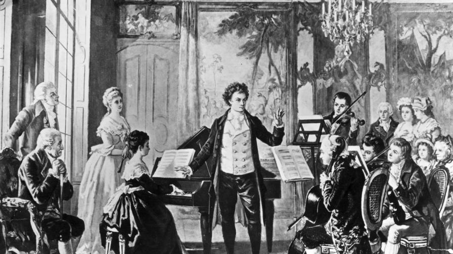 Тайнствената Минона - била ли е дъщеря на Бетовен