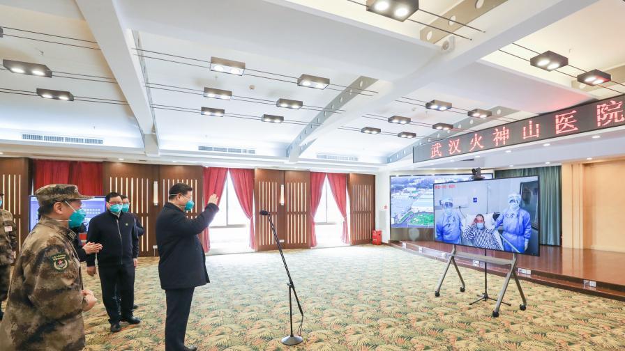 Китай: Епидемията от коронавируса е овладяна