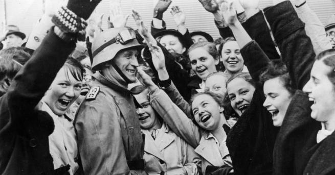 Любопитно Бункер от Втората световна война изненада историците Бункерът е