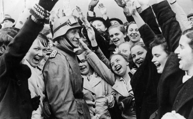 Бункер от Втората световна война изненада историците