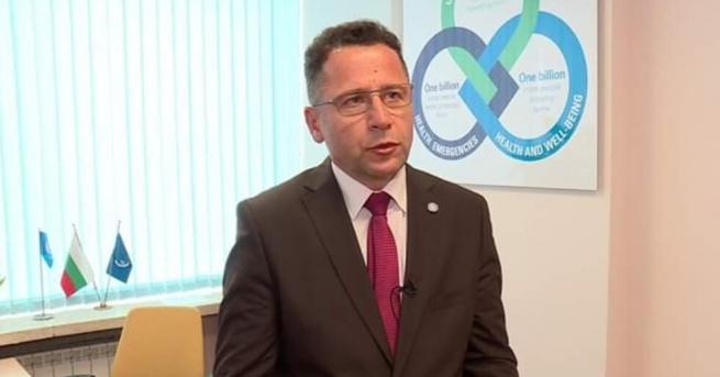 """България """"Плюс-Минус"""": Специално интервю с д-р Скендер Сила, представител на"""