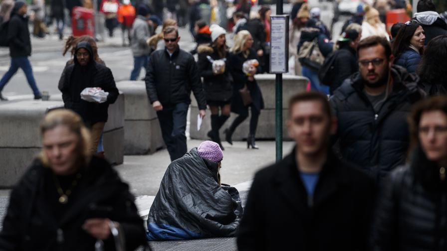 Бездомниците в САЩ: Рискът да се заразят и да разпространят коронавируса