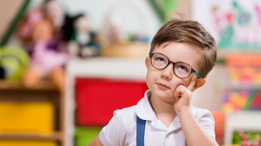 Как се развива детето на 2 години