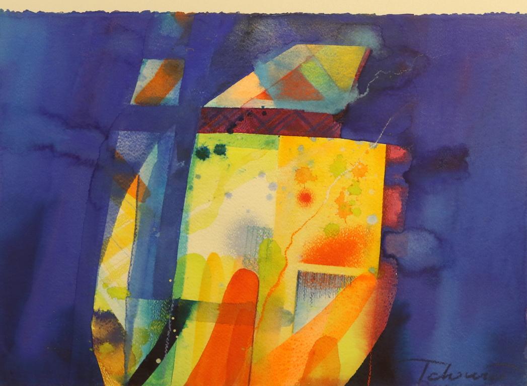 <p>Освен най-новите си живописни картини, авторът показва подбрана експозиция от по-ранните си творби и акварели, чрез които ще можете да проследите развитието на неговото творчеството досега.</p>