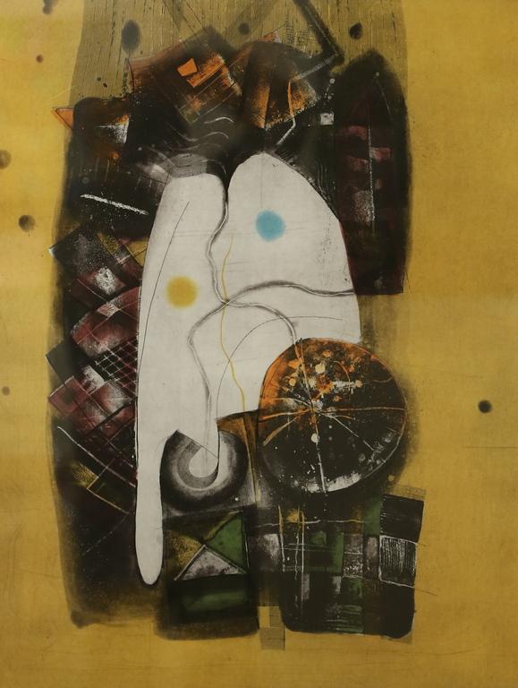 <p>Една от книгите, които той илюстрира е на носителят на Пулицър Стенли Кюниц, с неговите последни подписи.</p>
