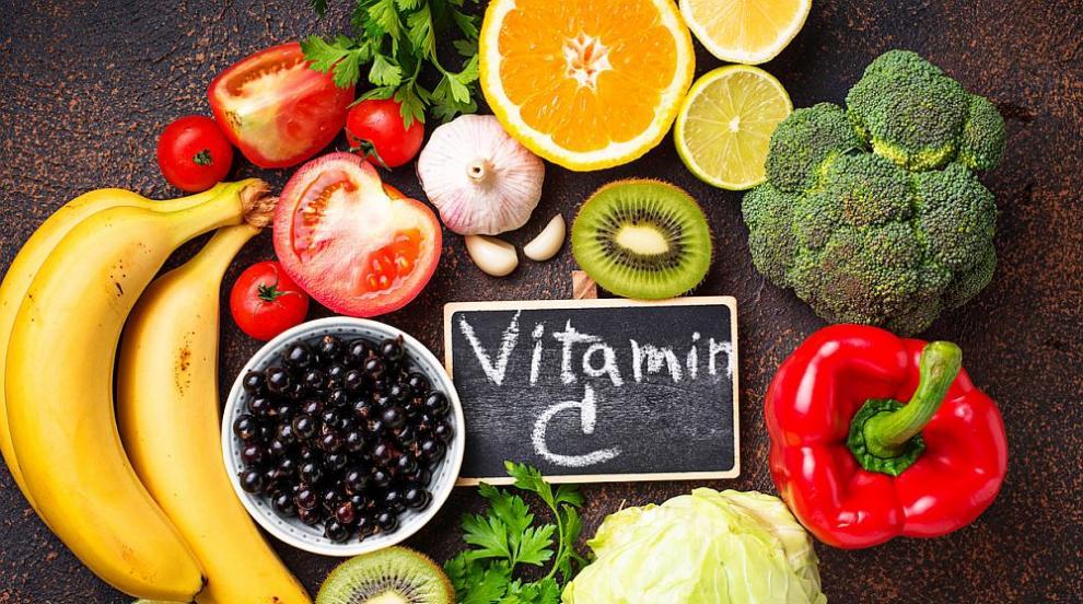 Витамин С не помага особено на имунитета срещу...