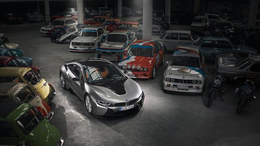 <p>BMW i8 излиза в пенсия след само 6 години</p>
