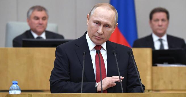 Свят Руската Дума реши: Путин има право на още два