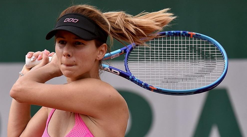 Феноменална: Пиронкова отива на 1/4 финал на US Open...