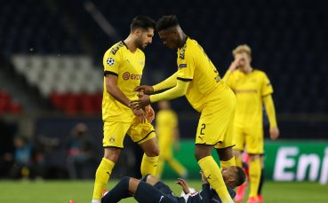 Борусия Дортмунд ще поднови тренировки на малки групи