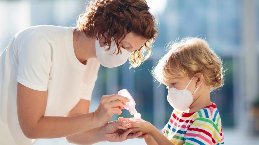 <p>Експерти: Милиони деца са застрашени при втора вълна на COVID-19</p>