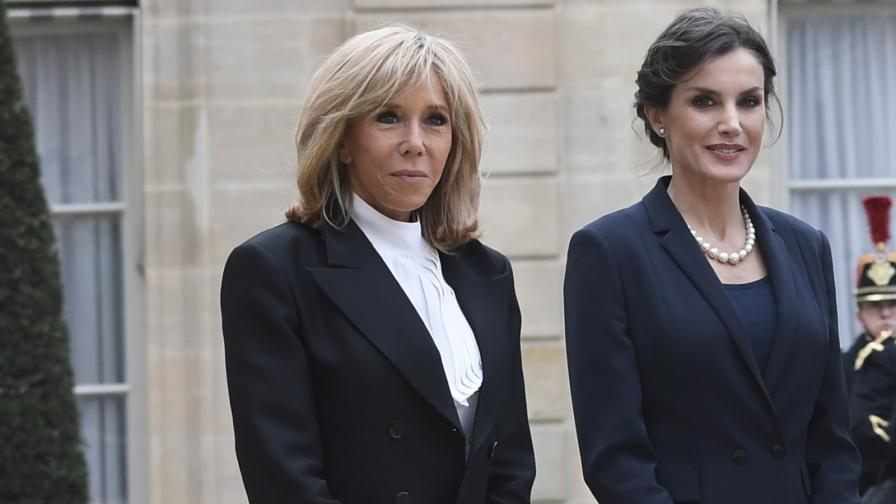 <p><strong>Брижит и Летисия</strong>:&nbsp;две елегантни дами в Париж</p>