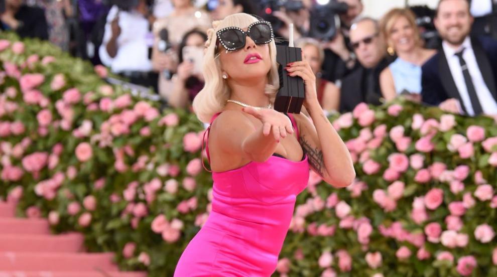 Лейди Гага става лице на нов аромат (СНИМКИ)
