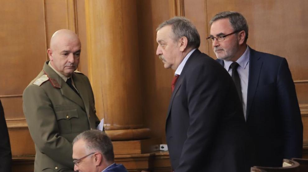 Кантарджиев и Кунчев инспектират кооперативните...