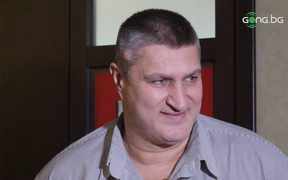 Любо Ганев ще гледа контролите на националите със Северна Македония