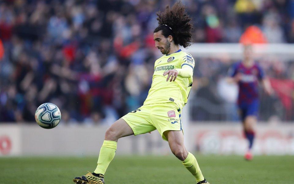 Наполи се цели във футболист на Барселона