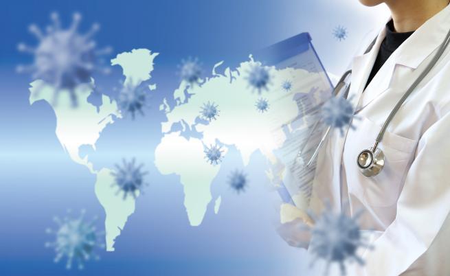 В Европа има в пъти повече случаи на коронавирус, отколкото в Китай