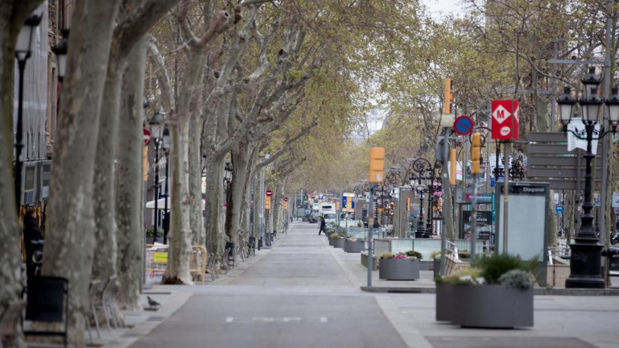 испания коронавирус мерки пусти улици
