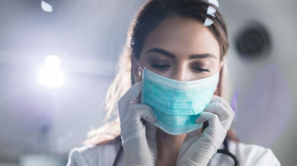 Германия очаква 40 милиона хирургически маски тази...