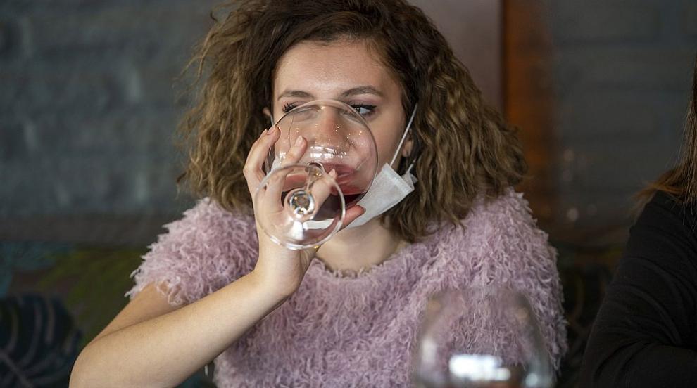 Нов уред чисти алкохола от тялото за отрицателно...