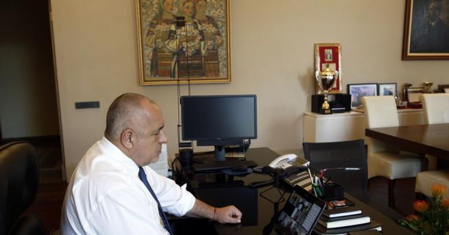 Днес заседанието на Министерския съвет се проведе по видеоконферентна връзка.