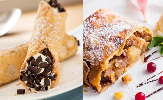 Два десерта от Европа, които да направите у дома