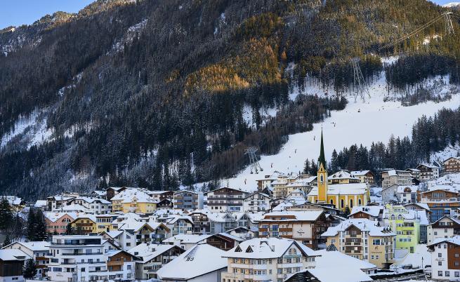 Не Италия, Ишгъл е тайният развъдник на COVID-19 в Европа