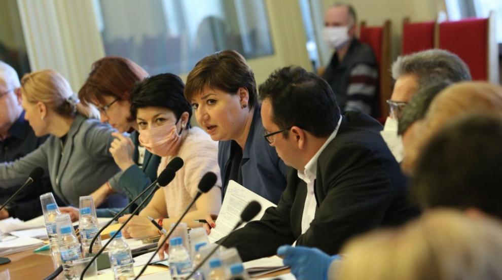Единодушно правната комисия подкрепи ветото на...