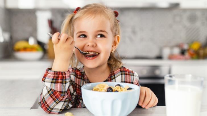 Възпитайте у детето следните навици, за да преборите наднорменото му тегло