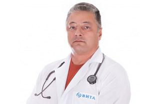 Д-р Гаро Албояджиян, специалист Вътрешни болести, ДКЦ Вита, София