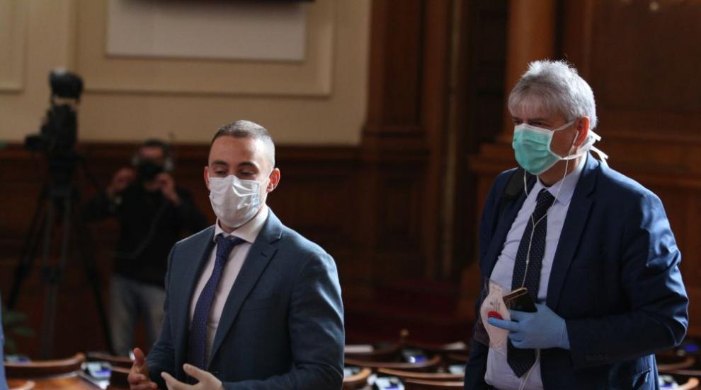 Люти спорове в НС за депутатските заплати,...