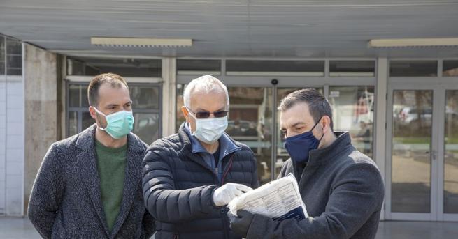 Българското дружество по офталмология, представлявано от доц. д-р Димитър Джелебов