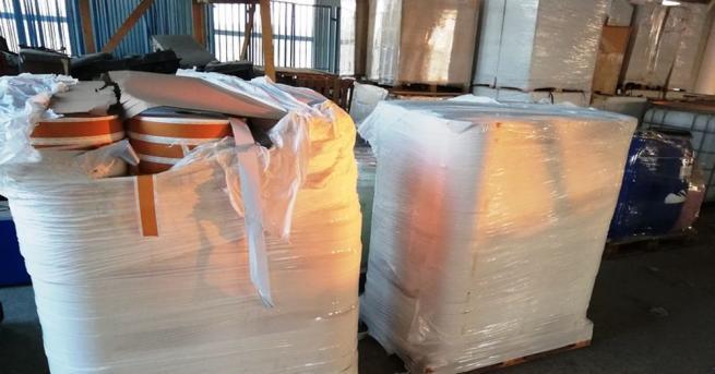 """Митнически служители от ГД """"Митническо разузнаване и разследване"""" задържаха1360 кг"""