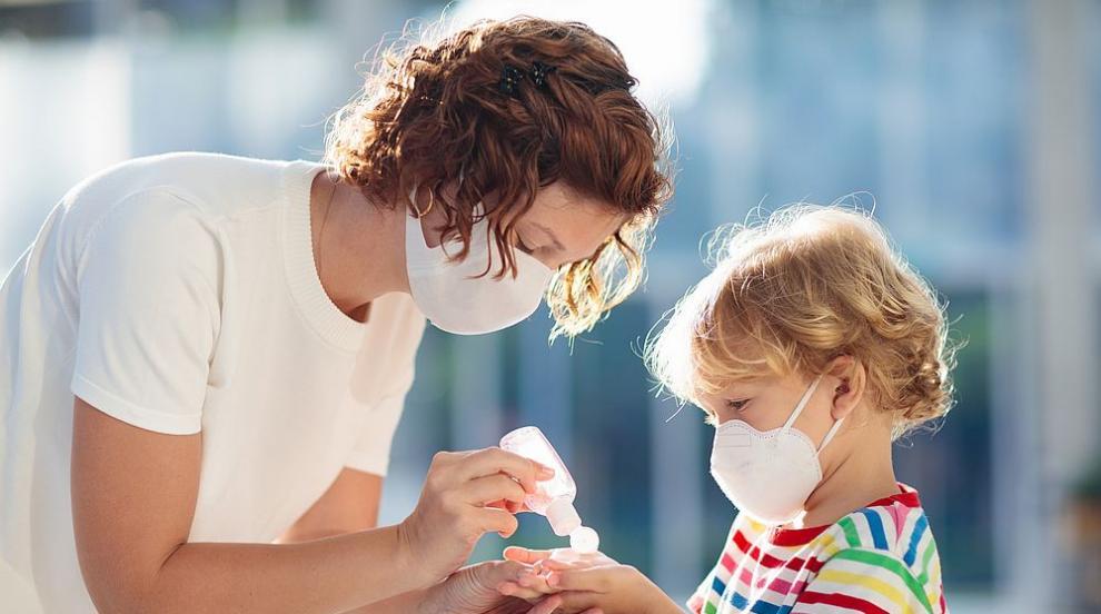 Как да предпазим децата от заразяване с COVID-19 и грипни...