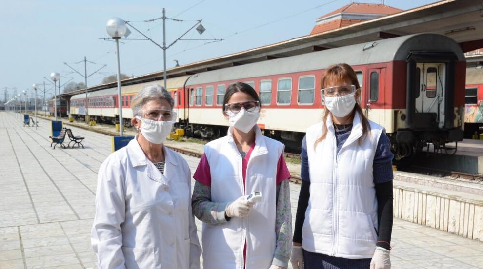 Кой посреща пътниците на гарите във Варна