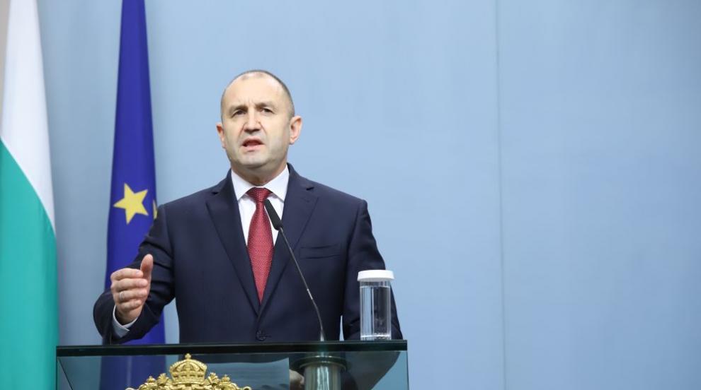Радев: Нямам проблем с Борисов