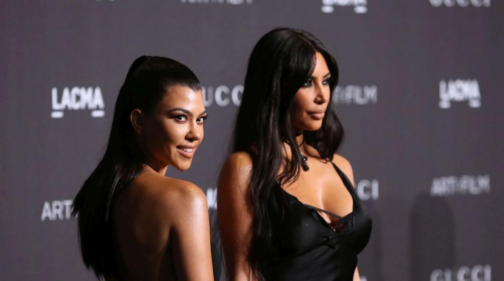 Конспиративните теории на Ким и Кортни Кардашиян за...