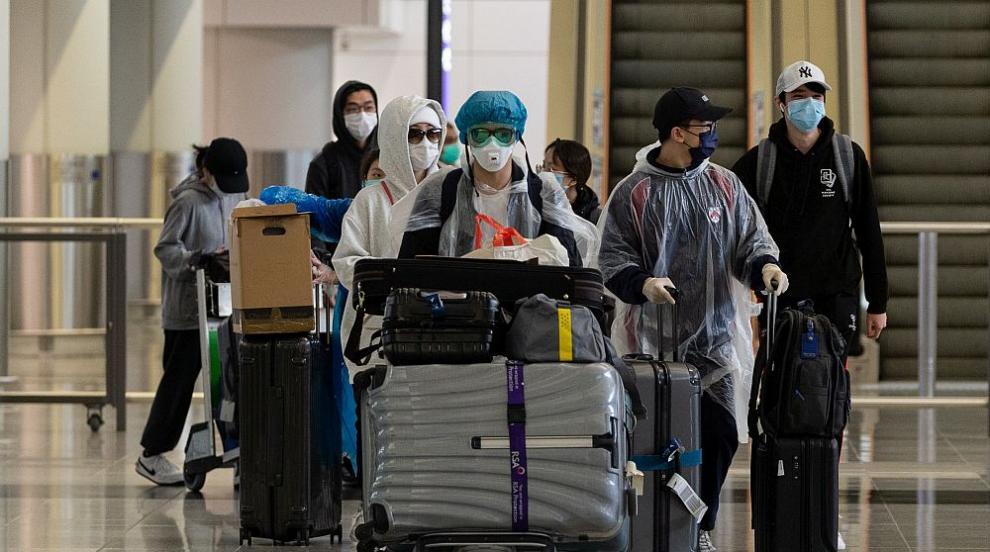 Нова вълна на коронавирус в Хонконг: Повторният...
