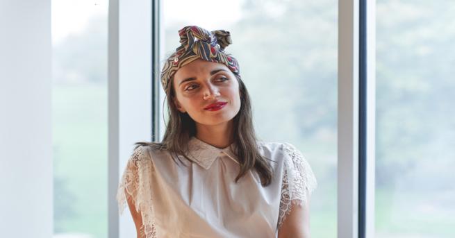 Вдъхновени истории Млада българка впечатлява с иновативен проект в Лондон