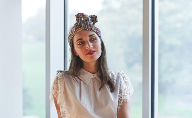 Млада българка впечатлява с иновативен проект в Лондон