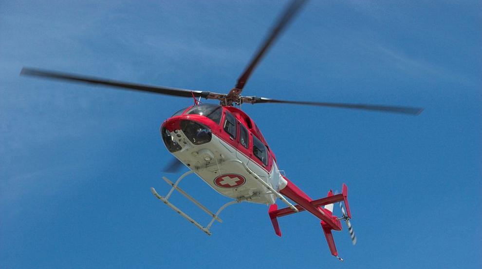 Осигурени са 20 млн. за медицински хеликоптери