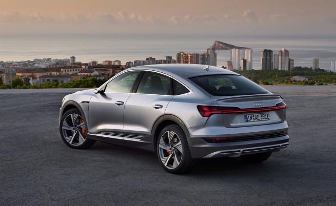 Audi: 5 електромобила и 12 плъг-ин хибрида до края на 2020-а